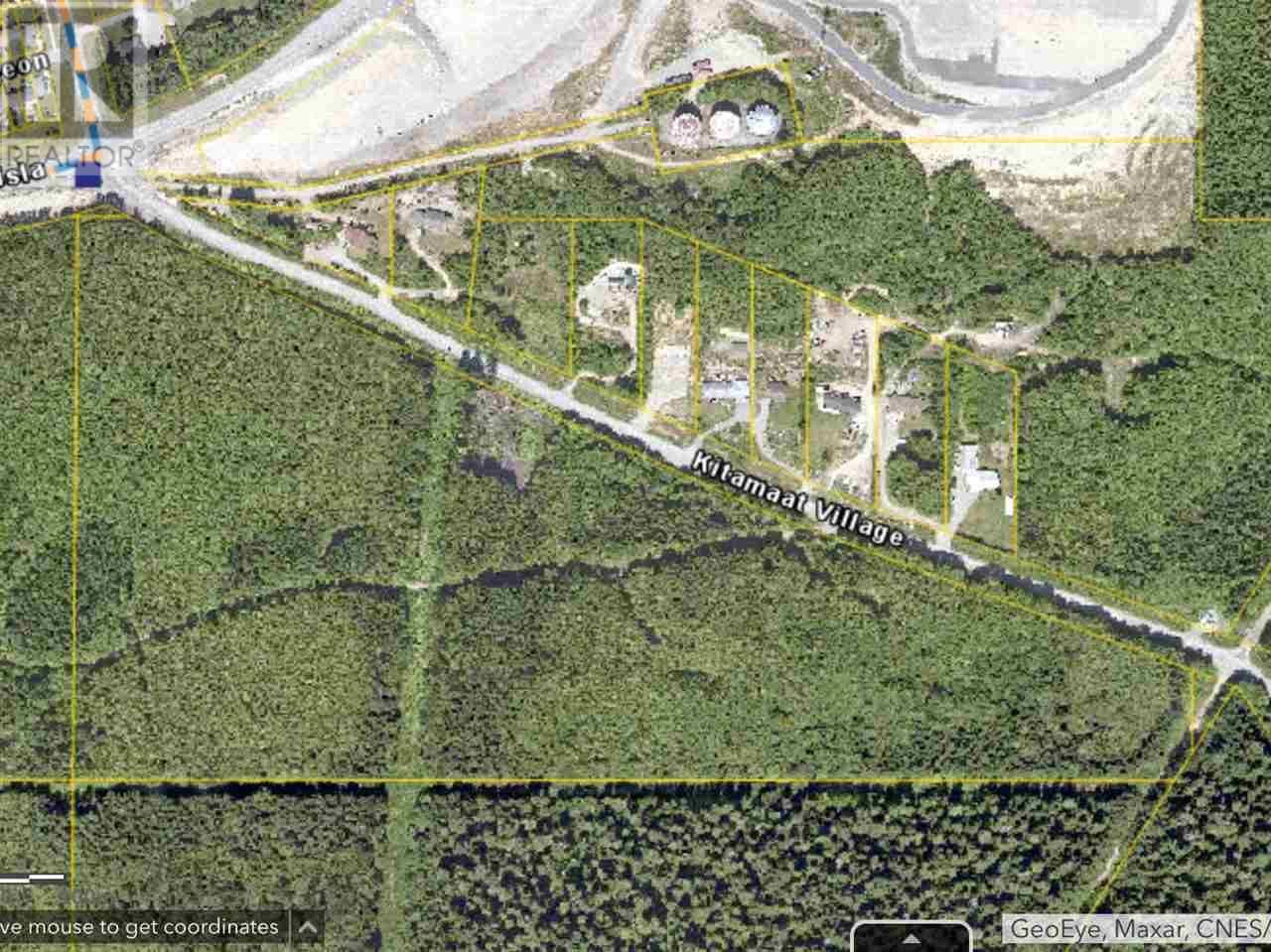 Dl 6029 Kitamaat Village Road, Kitimat (Zone 89), British Columbia  V8C 2P4 - Photo 1 - C8032087
